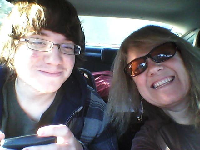 Jonathan and I