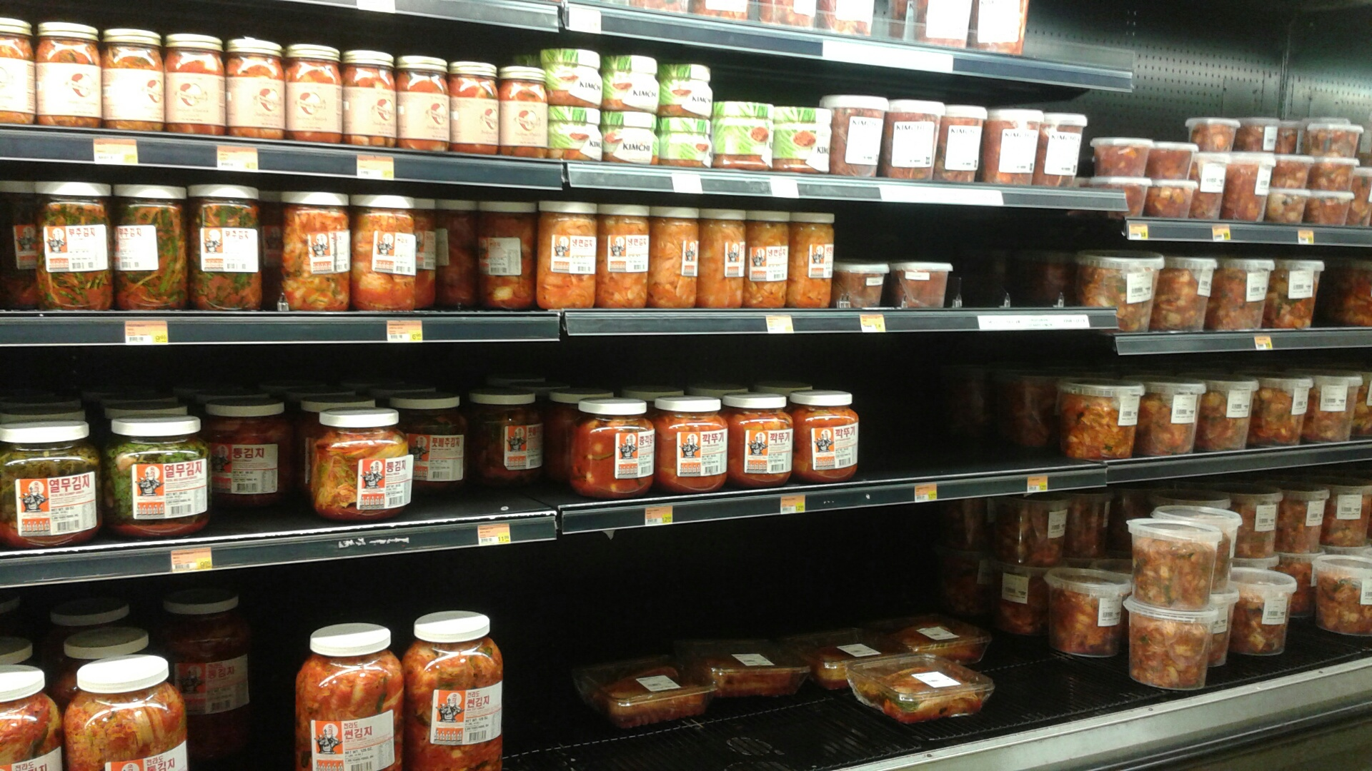 how many kimchi varieties can there be???