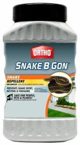 snake be gon